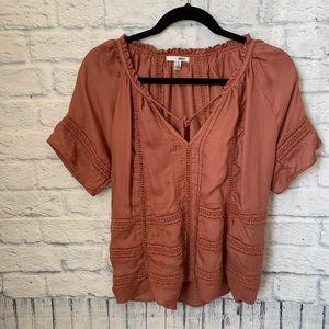 Amuse Society Boho blouse